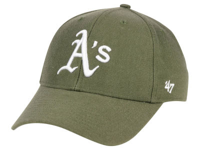 Oakland Athletics '47 MLB Olive '47 MVP Cap