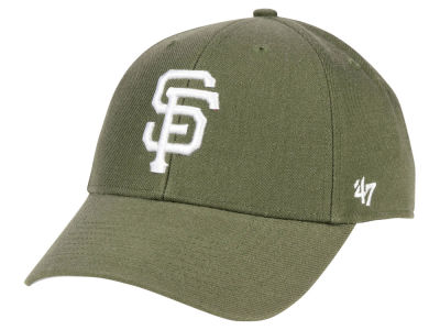 San Francisco Giants '47 MLB Olive '47 MVP Cap