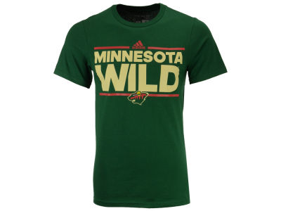 Minnesota Wild adidas NHL Men's Dassler Local T-Shirt