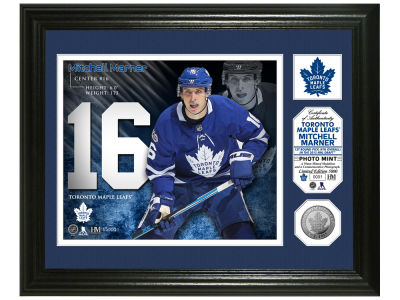 Toronto Maple Leafs Mitch Marner Photo Mint Coin-Bronze