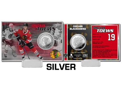 Chicago Blackhawks Jonathan Toews Coin Card - Player