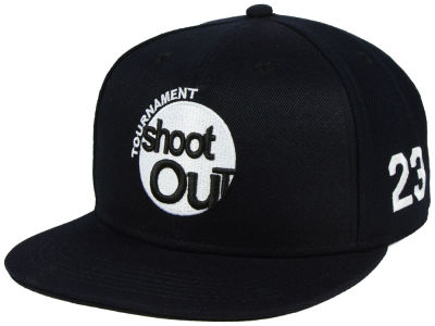 Above The Rim Snapback Cap