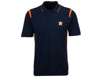 Houston Astros Antigua MLB Men's Merit Polo