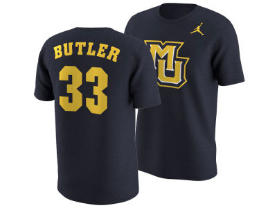 Marquette Golden Eagles Jimmy Butler Nike NCAA Men's Basketball Future Stars Replica T-Shirts