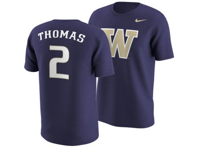Washington Huskies Isaiah Thomas Nike NCAA Men's Basketball Future Stars Replica T-Shirts