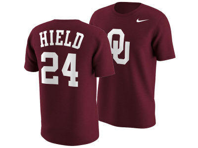 Oklahoma Sooners Buddy Hield Nike NCAA Men's Basketball Future Stars Replica T-Shirts
