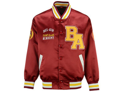 Fresh Prince of Bel-Air Satin Jacket