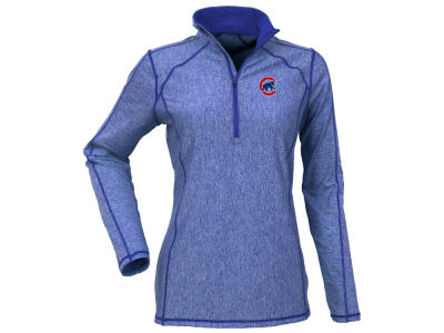 Chicago Cubs Antigua MLB Women's Tempo Pullover