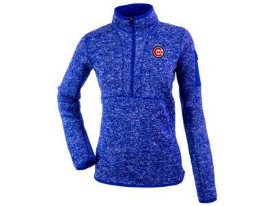 Chicago Cubs Antigua MLB Women's Fortune Pullover