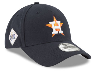 Houston Astros New Era 2017 MLB World Series Patch 9FORTY Cap