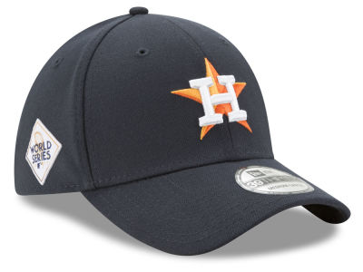 Houston Astros New Era 2017 MLB World Series Patch 39THIRTY Cap