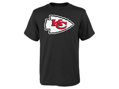 Kansas City Chiefs Outerstuff NFL Youth Primary Logo T-Shirt