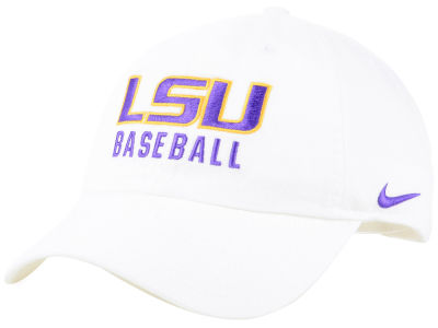 LSU Tigers Nike NCAA Campus Sport Adjustable Cap