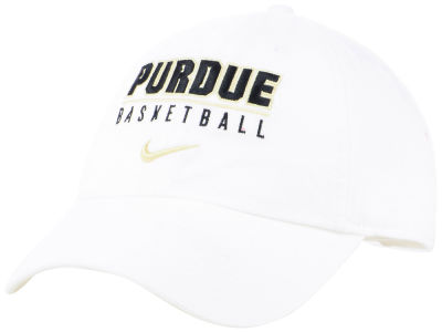 Purdue Boilermakers Nike NCAA Campus Sport Adjustable Cap