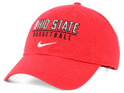 Ohio State Buckeyes Nike NCAA Campus Sport Adjustable Cap