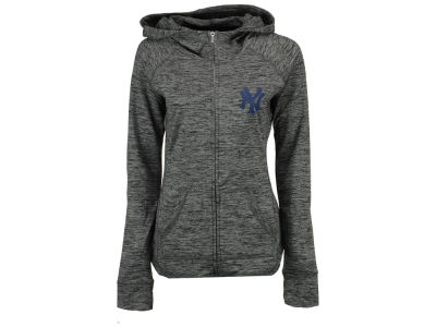 New York Yankees MLB Women's Defender Full Zip Hoodie