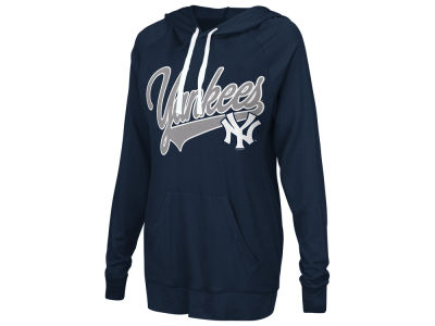 New York Yankees MLB Women's Pre-Game Hoodie
