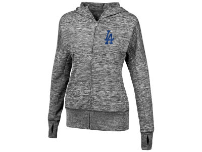 Los Angeles Dodgers MLB Women's Defender Full Zip Hoodie