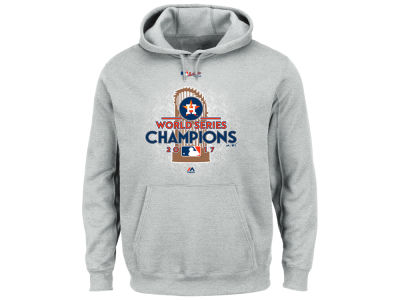 Houston Astros Majestic 2017 MLB Youth World Series Locker Room Hoodie