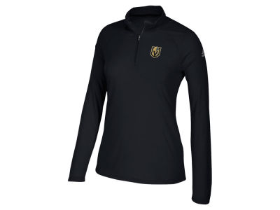 Vegas Golden Knights adidas NHL Women's Ultimate 1/4 Zip Pullover