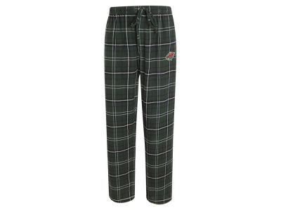 Minnesota Wild Concept Sports NHL Men's Ultimate Flannel Pants