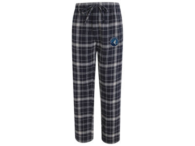 Minnesota Timberwolves Concept Sports NBA Men's Ultimate Flannel Pants