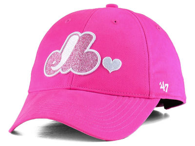 Montreal Expos '47 MLB Sugar Sweet Girls '47 MVP Cap