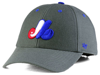 Montreal Expos '47 MLB Youth Audible MVP Cap