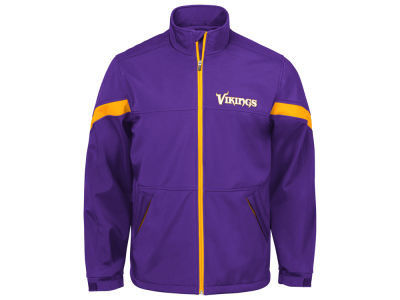 Minnesota Vikings NFL Men's Softshell Jacket