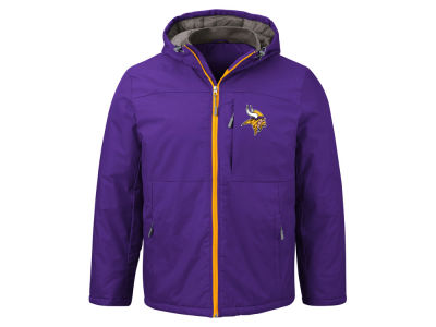 Minnesota Vikings G-III Sports NFL Men's Heavyweight Jacket