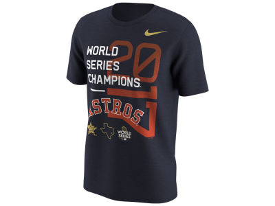 Houston Astros Nike 2017 MLB Men's World Series Champs Celebration T-Shirt