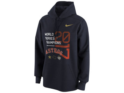 Houston Astros Nike 2017 MLB Men's World Series Champs Celebration Hoodie