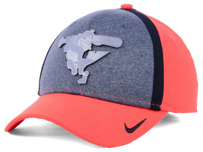 Baltimore Orioles Nike MLB Team Color Reflective Swooshflex Cap