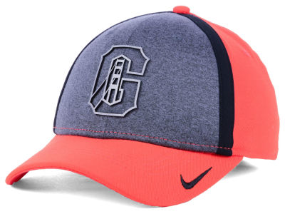 San Francisco Giants Nike MLB Team Color Reflective Swooshflex Cap