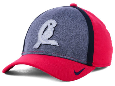 St. Louis Cardinals Nike MLB Team Color Reflective Swooshflex Cap b8a1cee894e0