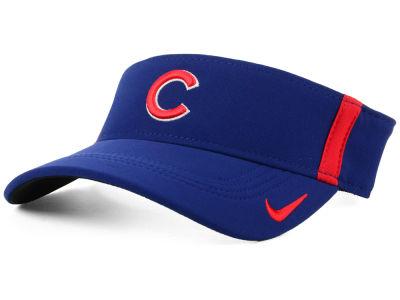 Chicago Cubs Nike MLB Aero Visor 3f902008743