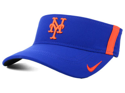 New York Mets Nike MLB Aero Visor