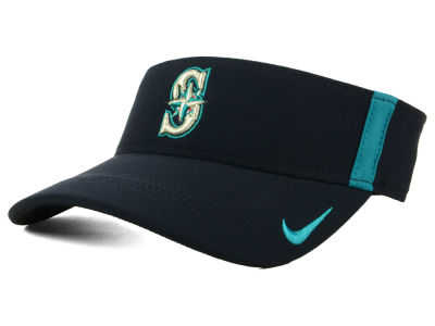 Seattle Mariners Nike MLB Aero Visor
