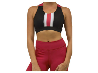 Ohio State Buckeyes NCAA Bend Active Sports Bra