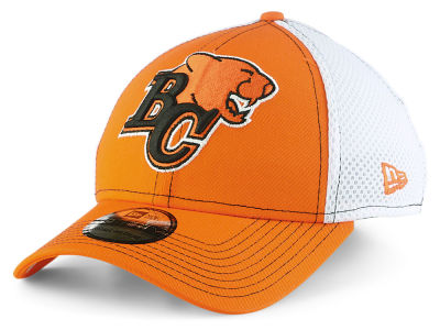 BC Lions New Era CFL Mega Team Neo 39THIRTY Cap