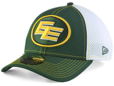 Edmonton Eskimos New Era CFL Mega Team Neo 39THIRTY Cap