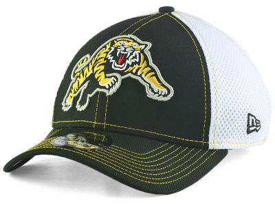 Hamilton Tiger-Cats New Era CFL Mega Team Neo 39THIRTY Cap