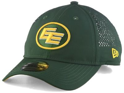 Edmonton Eskimos New Era CFL Performance Pivot 9FORTY Cap