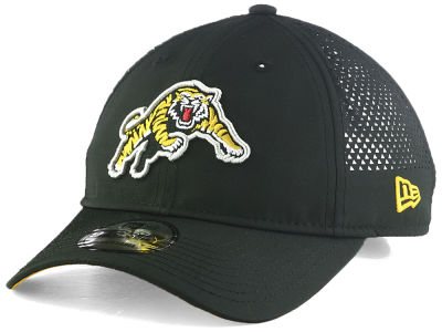 Hamilton Tiger-Cats New Era CFL Performance Pivot 9FORTY Cap