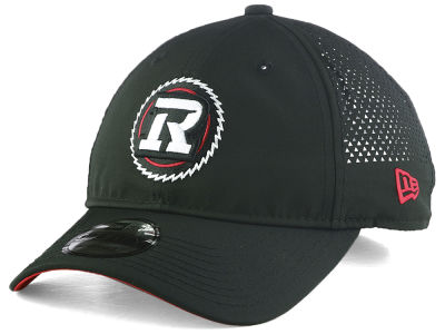 Ottawa RedBlacks New Era CFL Performance Pivot 9FORTY Cap