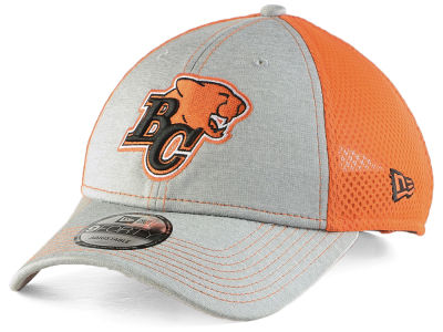 BC Lions New Era CFL Shadow Turn 2 Adjustable 9FORTY Cap