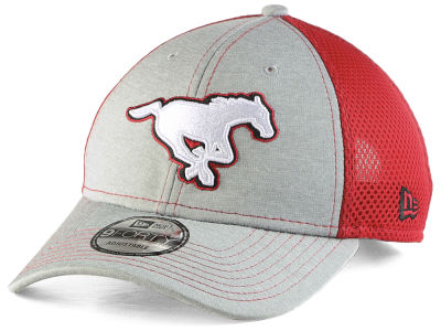 Calgary Stampeders New Era CFL Shadow Turn 2 Adjustable 9FORTY Cap