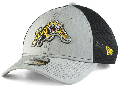 Hamilton Tiger-Cats New Era CFL Shadow Turn 2 Adjustable 9FORTY Cap