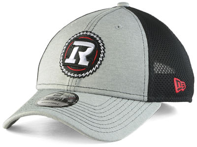 Ottawa RedBlacks New Era CFL Shadow Turn 2 Adjustable 9FORTY Cap