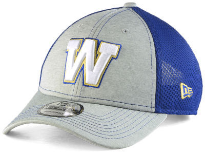 Winnipeg Blue Bombers New Era CFL Shadow Turn 2 Adjustable 9FORTY Cap